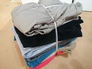 衣類捨てます2