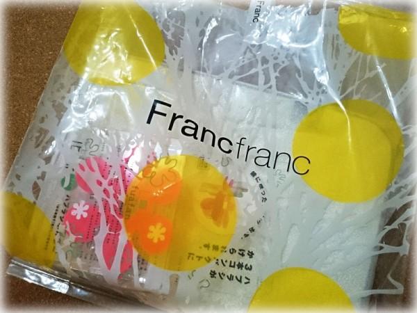 フランフランのお買い物