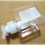 洗剤の詰め替えボトル