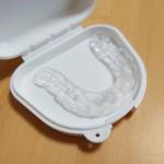 顎関節症対策のマウスピース